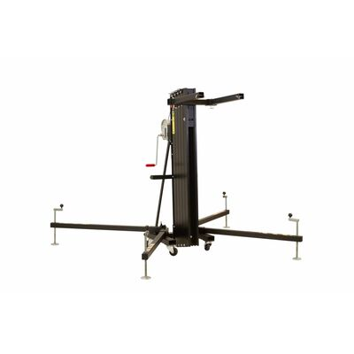 Frontal Loading Lifting Tower OMEGA 50 / 200kg / 6.25m