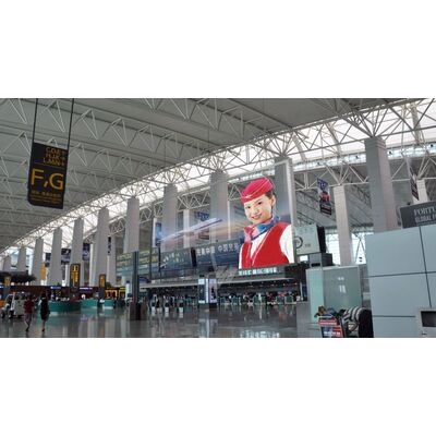 Transparent Led Display P3.9 Indoor