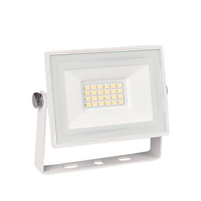 LED Flood Light 10W 4000K 230V White