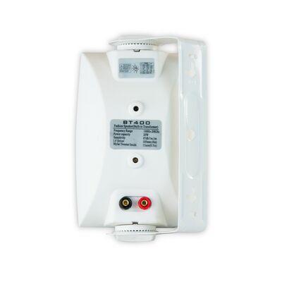Ηχείο Master Audio BT400W White 8Ω/100V