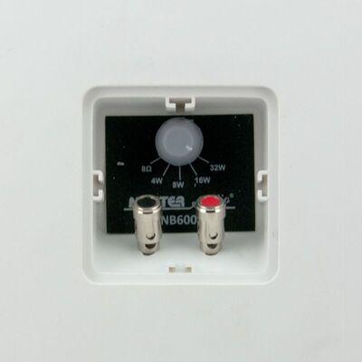 Ηχεία Master Audio NB600TW White Pair (Ζεύγος) 8Ω/100V Αδιάβροχο